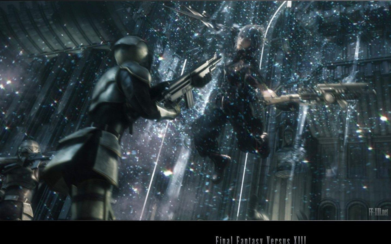 Final Fantasy Versus XIII – новые подробности